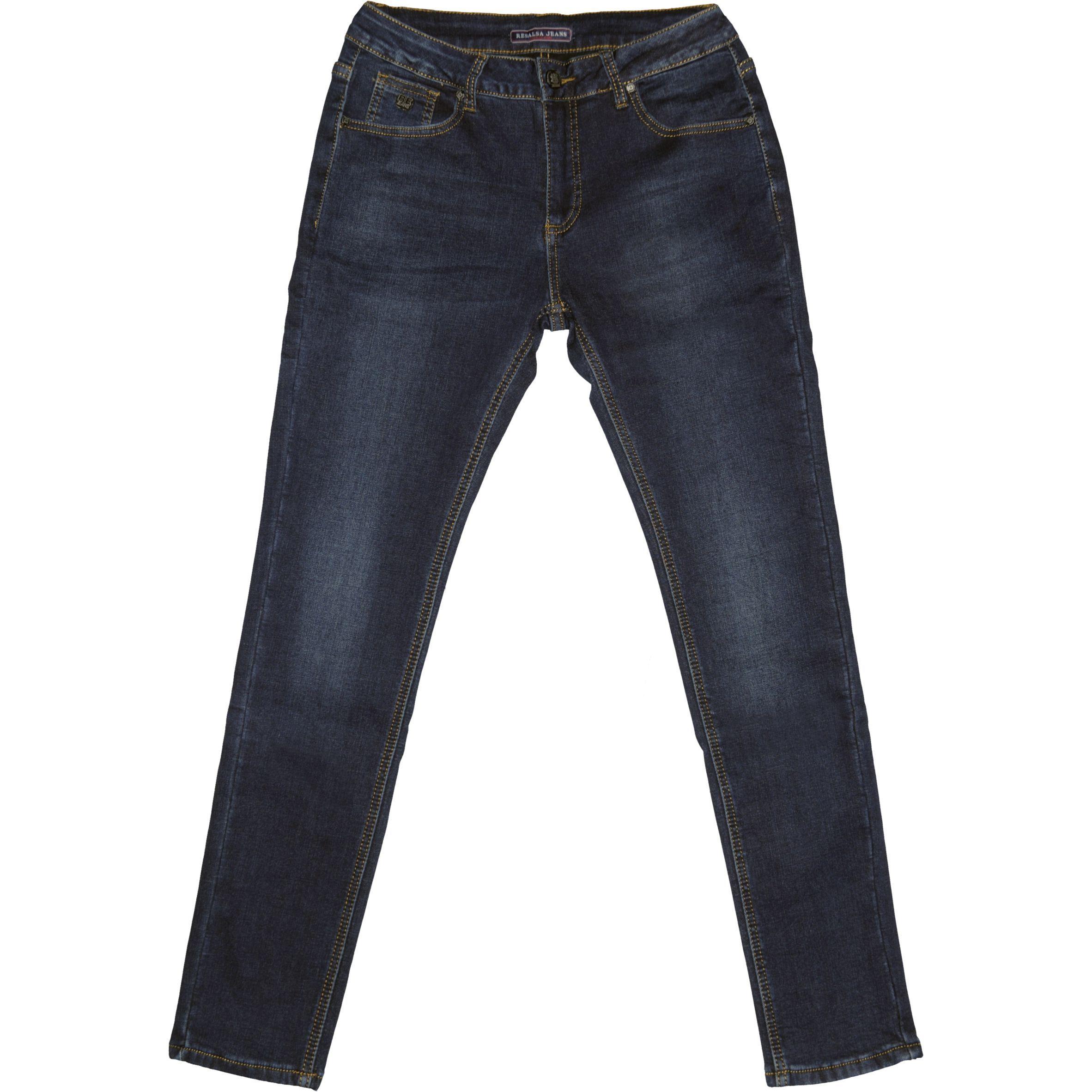 d366ae02ca Nadrág Resalsa® Jeans 6145 Bélelt szűk szárú farmernadrág