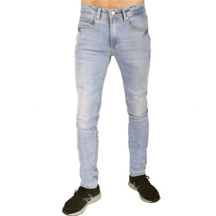 Nadrág Denistar Jeans 2150 Nevada White Blue Stretch