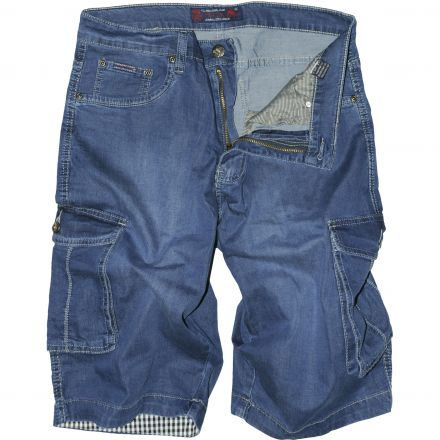 Rövidnadrág Harpia HCD05 Plus Pocket Short Jeans