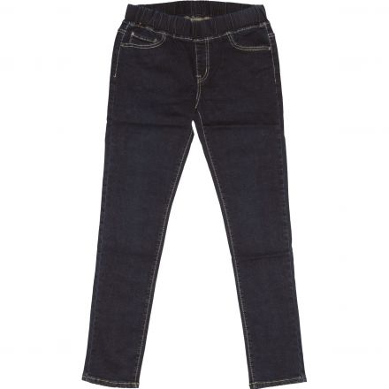 Nadrág Miss Curry Jeans Blue Black Trendy Slim (Gumis derekú)