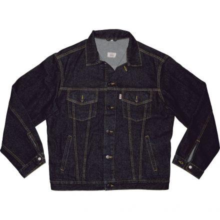 Dzseki Quintz 16-150 Oregon Radon Dark Classic Jeans Jacket 3619a682bd