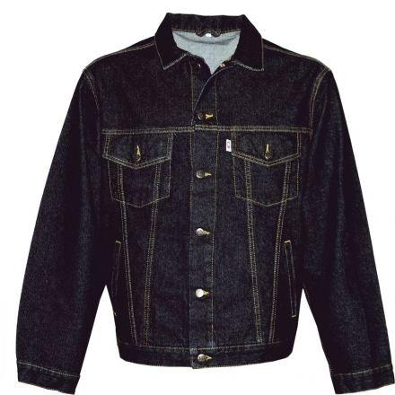 Dzseki Quintz 16-150 Oregon Radon Dark Classic Jeans Jacket 836a939baa