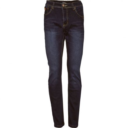 Nadrág M. Sara Denim KB1606 DarkBlue Stretch