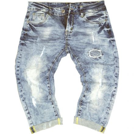 Rövidnadrág Regular Denim YD6263 Hot Jeans