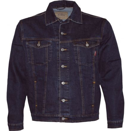 Dzseki B. Roy Recent Denim 2 Stretch Jacket
