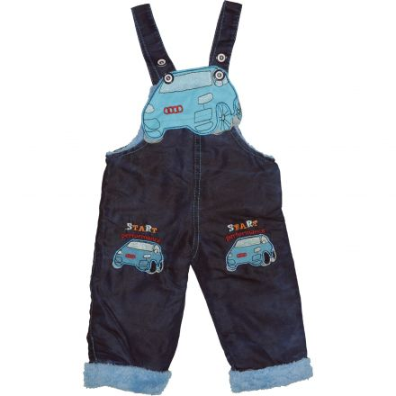 Nadrág Aynur Girls and Boys Blue Car Jeans