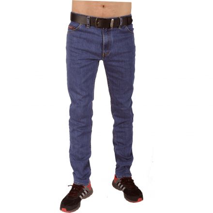 Nadrág B. Roy Recent Denim Slim Fit Stretch