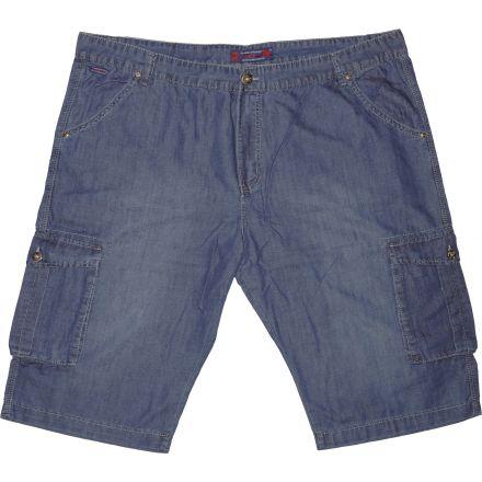 718cd4d848 Rövidnadrág Harpia WD47D Grand Jeans Bermuda