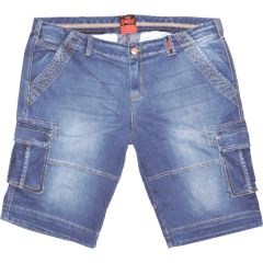 Rövidnadrág Bluecode Denim 829 Trendy & Quality Bermuda (Limited Edition)