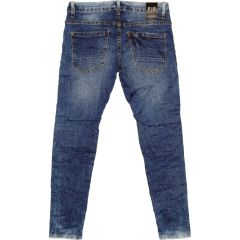 Nadrág P?P Fashion Jeans YE010B Eastham Tapered Slim Fit Denim