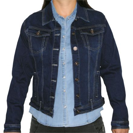 Dzseki Moon Girl 9697 DarkBlue Stretch Jacket