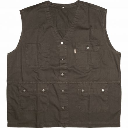 Dzseki Quintz 152 Alabama Stretch Twill Vest